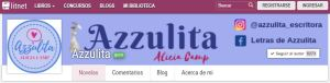 "Litnet – Alicia Camp ""Azzulita"""