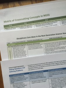 NGSS: The Basics