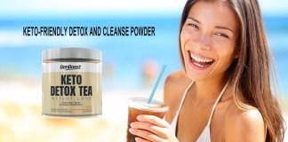 KETO DETOX TEA