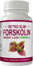 Retro Slim Forskolin
