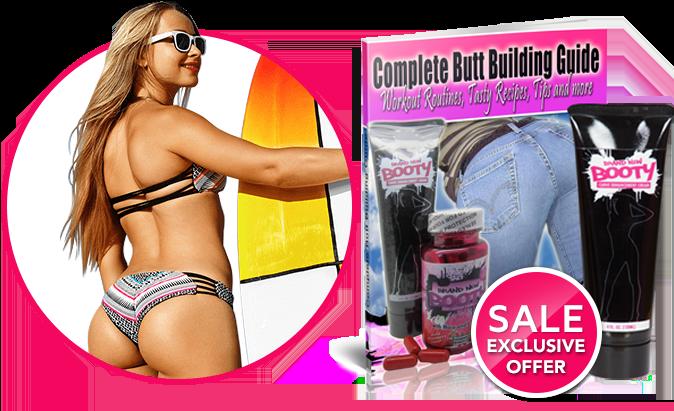 Brand New Booty Kit