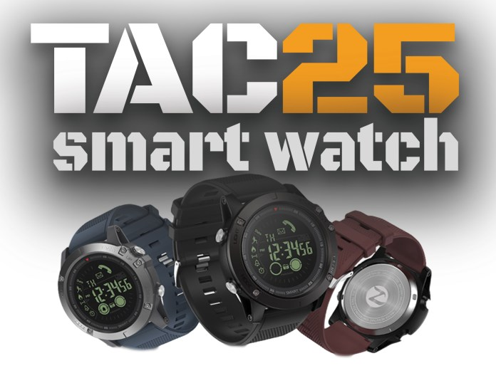 TAC25 Smart Watch Prix