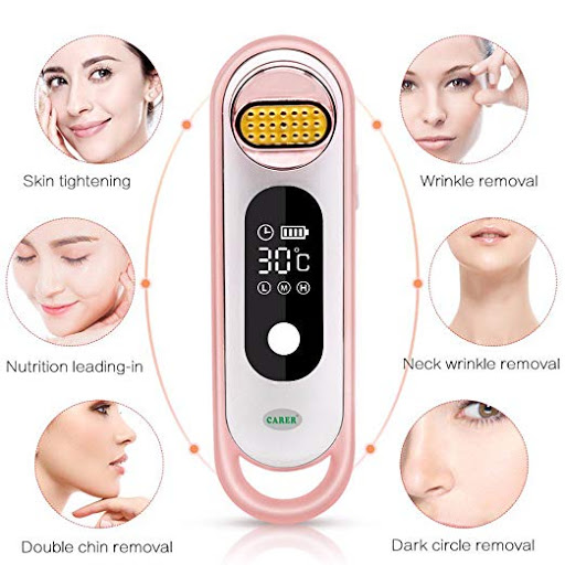 Thermo RF Skin Rejuvenation Face Massager