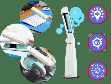 LifeProtectX CleaniX UV Sanitizer Tool