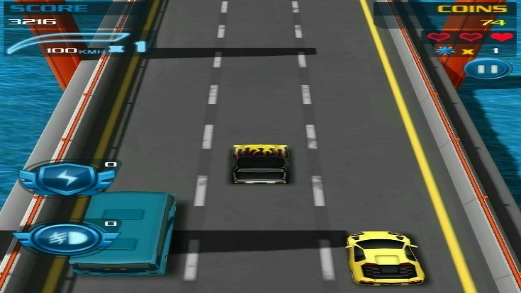 Speed Racing Game Under 20MB