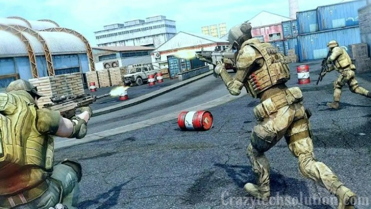 Balck Ops SWAT