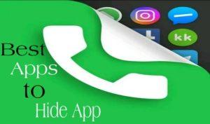 Best Apps to Hide App