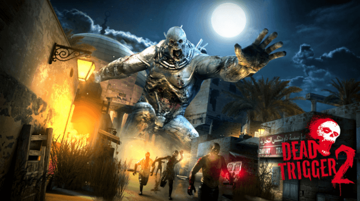 DEAD TRIGGER 2, Best Action Games for Android