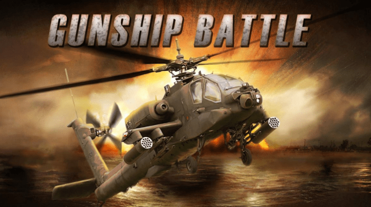 GUNSHIP BATTLE: Helicopter 3D, Best Action Games for Android