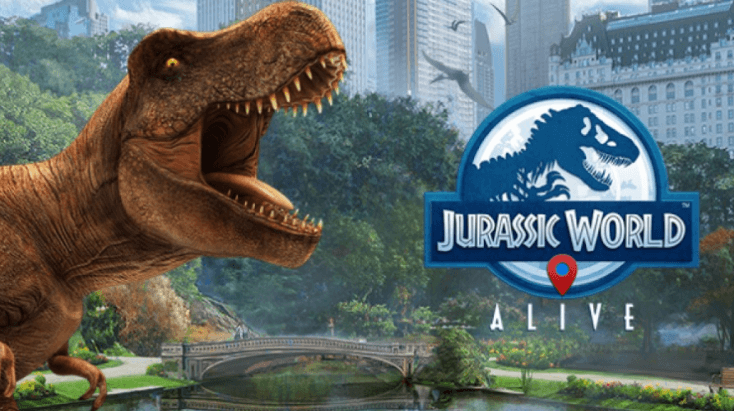 Jurassic World Alive, Best Adventure Games for Android