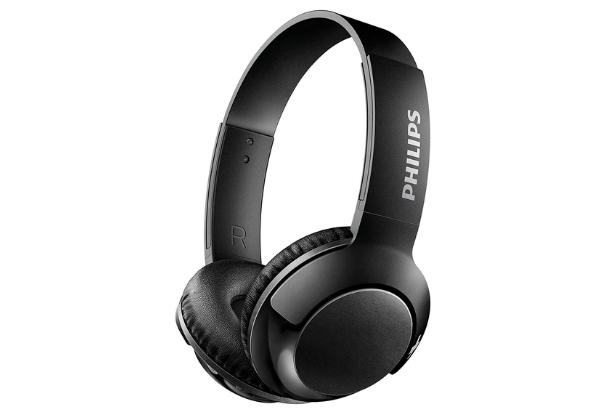 Philips SHB3075BK/00 Wireless On-Ear Headphone,Best Headphones Under 2000 in India