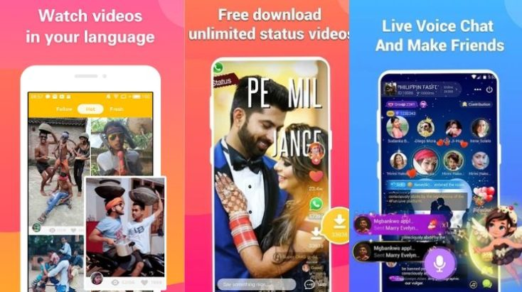 4Fun, Best WhatsApp status Download Apps