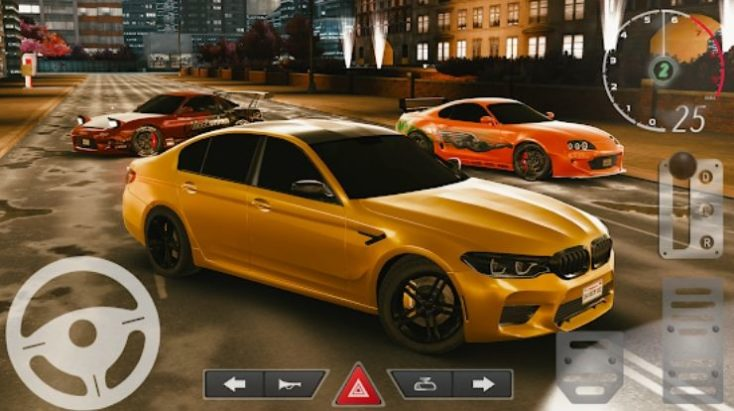 Real Car Parking 2,Best Simulation Games for Android