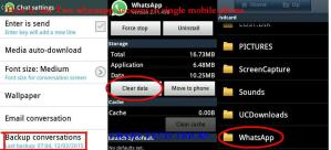 How to use two whatsapp account in one Mobile phone