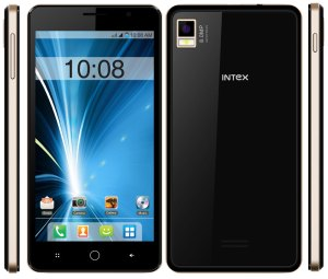 Intex Aqua Star L is first phone in India with latest android version 5.0 Lollipop