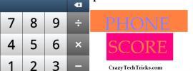 Phone Score Calculator