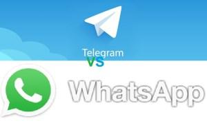 Telegram vs WhatsApp – Comparison [ Which one is BEST]