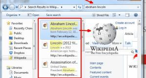 search desktop