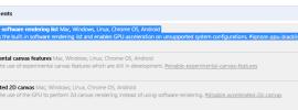 GPU Acceleration to make Google Chrome faster