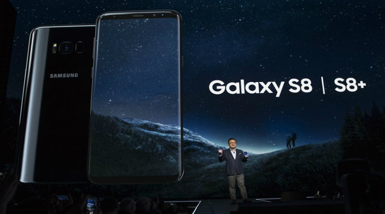 Samsung Galaxy S8 Plus Full Specifications with price in India