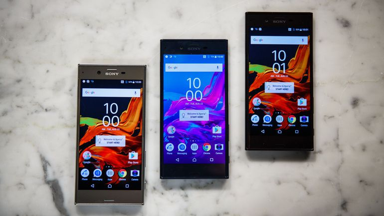 Sony Xperia XZ Full Specifications with price in India