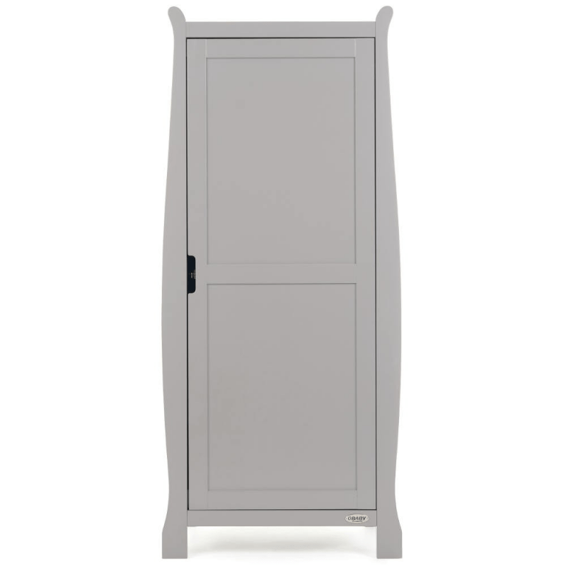 Obaby Stamford Single Wardrobe - Warm Grey