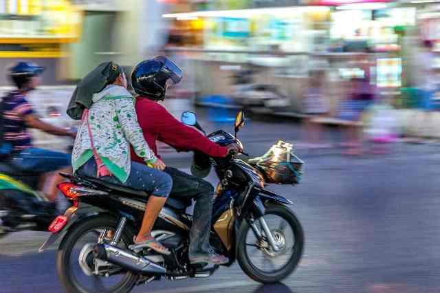 Bike Scam