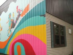 CRBP Mural