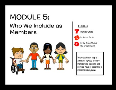 Module 5: Who We Include as Members