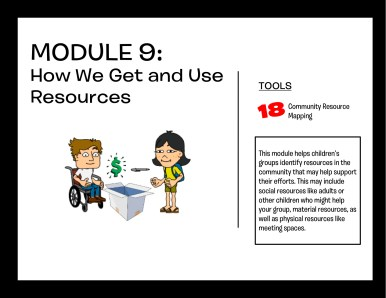 Module 9: How We Get and Use Resources
