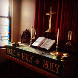Altar - Trinity Green Filter