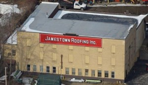 Carl A. Dominick, Jamestown Roofing Fund