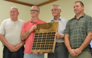 """Unsung Hero"" Award Presented to Sherman Residents"