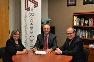 TRC and CRCF Partner to Support Individuals with Disabilities