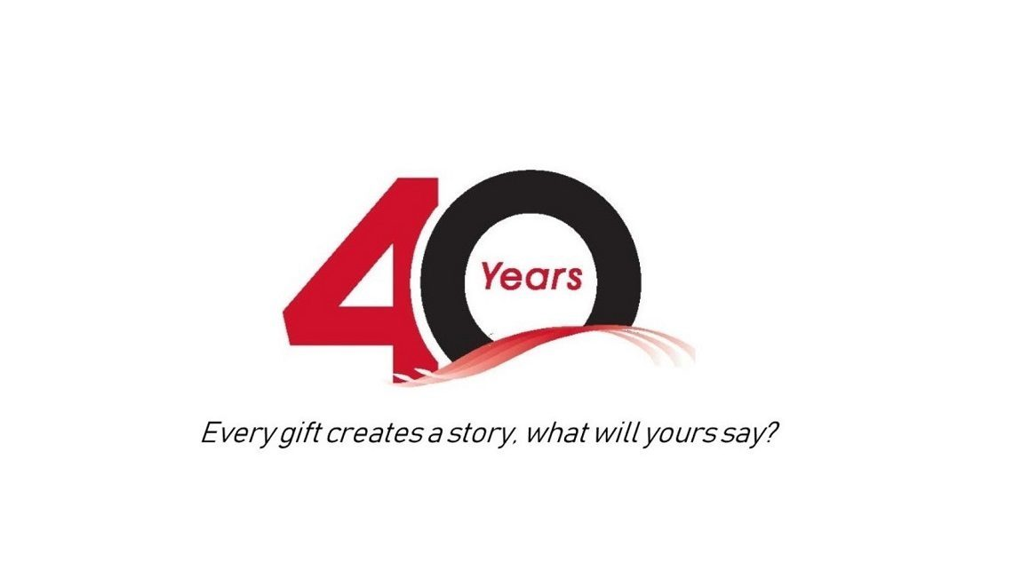 40 Stories for 40 Years