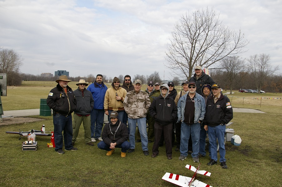 Winter Fun Fly March 2017