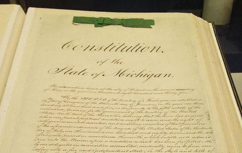michiganconstitution