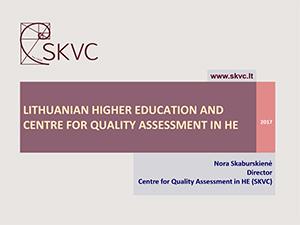 Studijų kokybės vertinimo centras