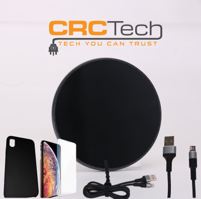 CRCTech iPhone Accessories Pack Contents