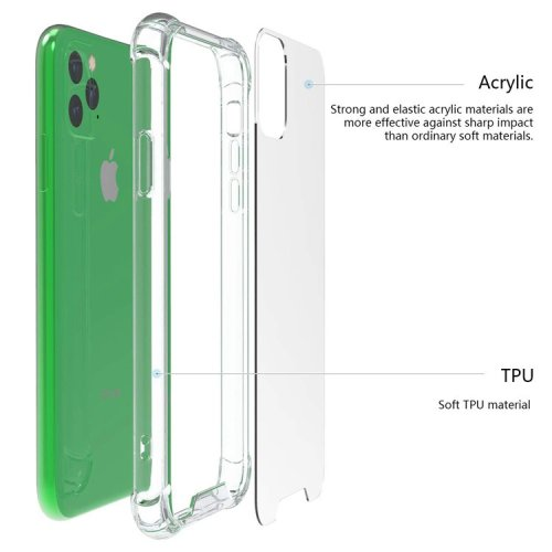 CRCTech Clear iPhone Case