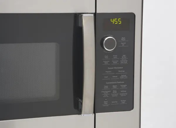 ge profile pvm9179skss microwave oven
