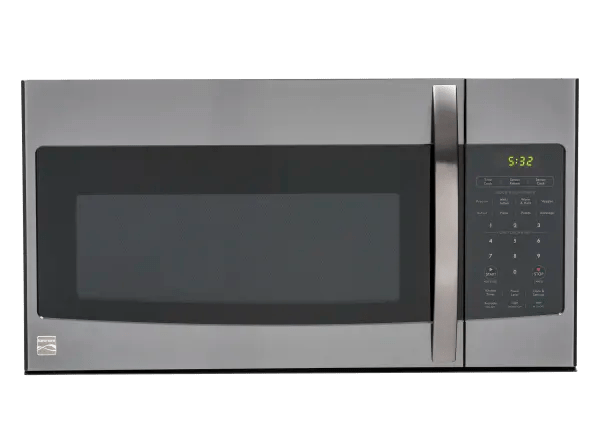 kenmore 83337 microwave oven consumer