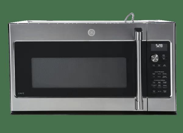 cafe cvm9215slss microwave oven