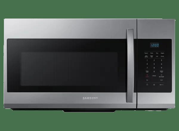 samsung me17r7021es microwave oven
