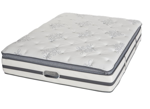 Beautyrest Recharge Shakespeare Collection Luxury Pillowtop Mattress