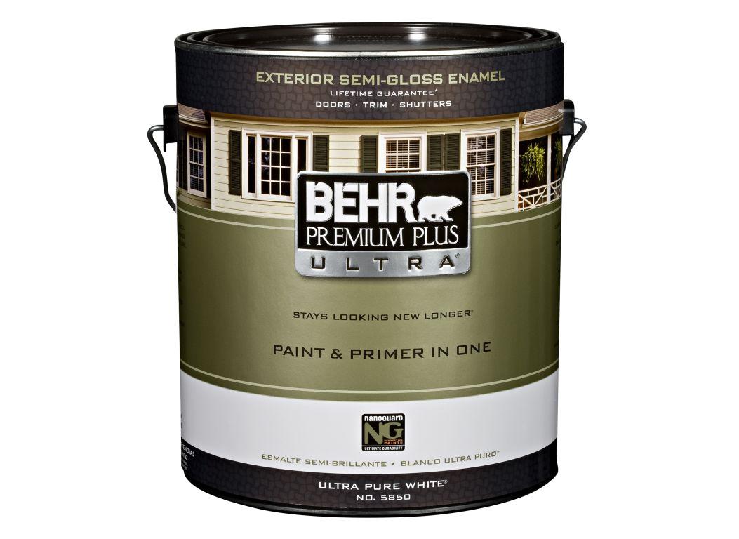 Behr Premium Plus Ultra Exterior (Home Depot) Paint
