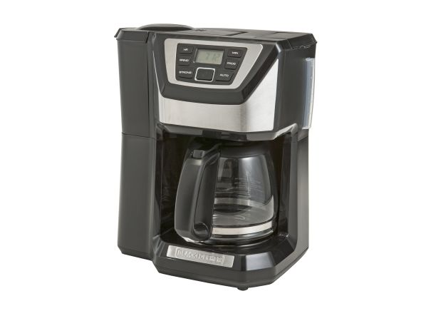 Black+Decker Mill & Brew CM5000B