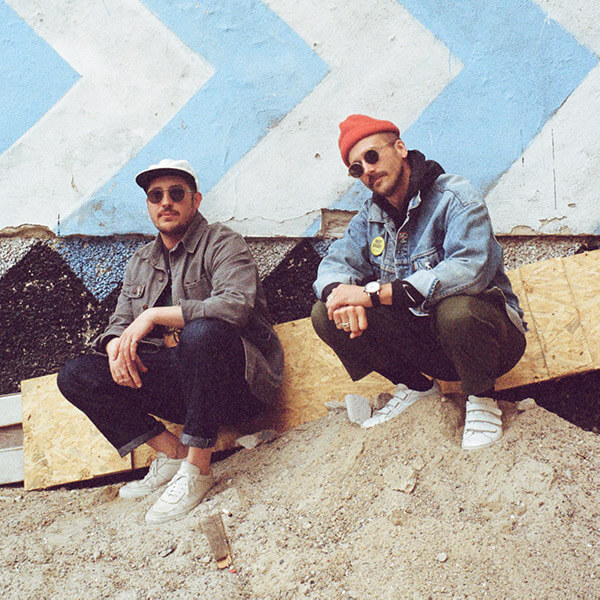 Portugal. The Man. John Gourley & Zach Carothers - 2018 Portland Creative Conference (Cre8con) speakers