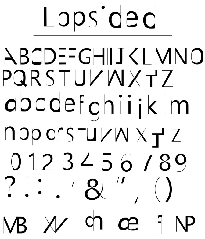 modular letters final