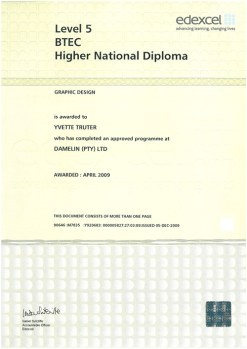 Ed Excel Diploma